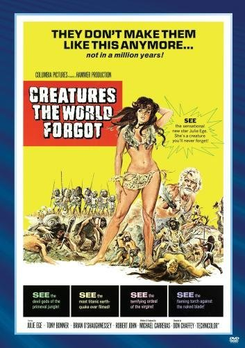 Creatures The World Forgot O'shaughnessy John Wilson DVD R Pg