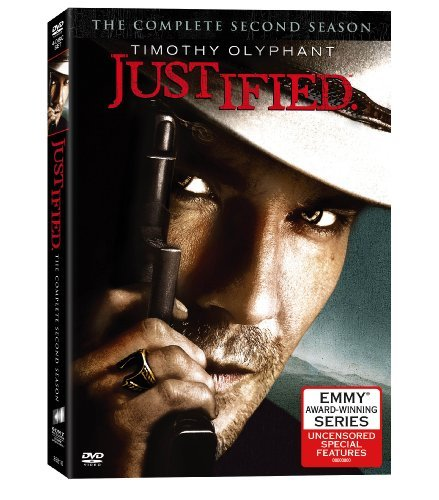 Justified Season 2 DVD Nr 3 DVD