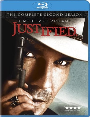 Justified Season 2 Blu Ray Nr 3 Br