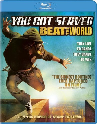 You Got Served Beat The World Brown Morgan Johnson Blu Ray Ws Pg13