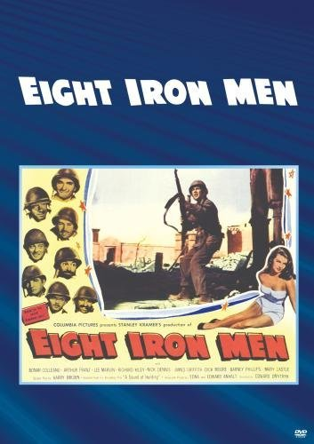 Eight Iron Men Franz Colleano Kiley DVD Mod This Item Is Made On Demand Could Take 2 3 Weeks For Delivery