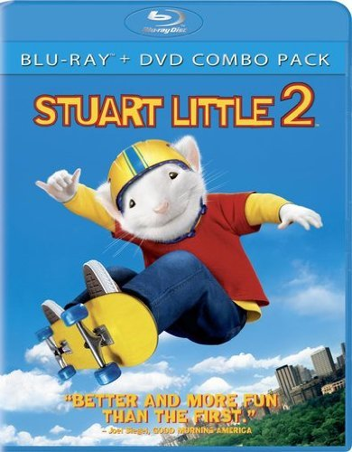 Stuart Little 2 Stuart Little 2 Blu Ray Ws Pg Incl. DVD