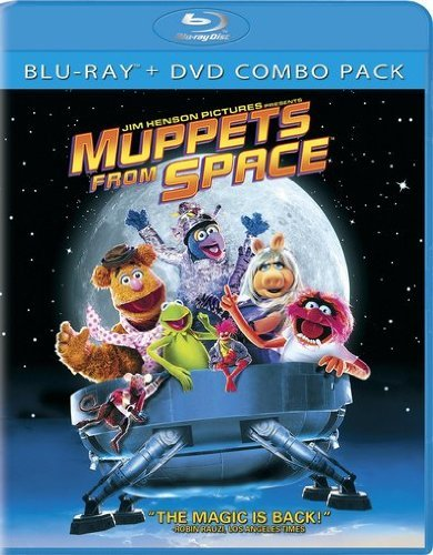 Muppets From Space Muppets From Space Blu Ray DVD G