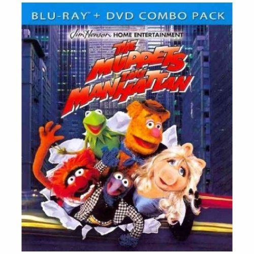 Muppets Take Manhattan Muppets Take Manhattan Blu Ray Aws G Incl. DVD