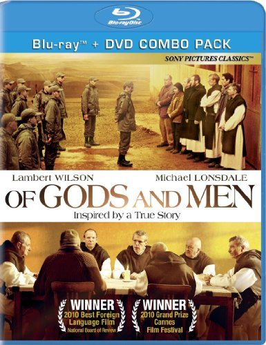 Of Gods & Men Wilson Lonsdale Blu Ray Ws Pg13 Incl. DVD
