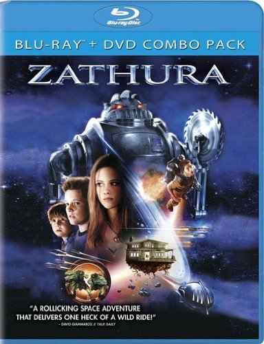 Zathura A Space Adventure Zathura A Space Adventure Blu Ray Ws Pg Incl. DVD