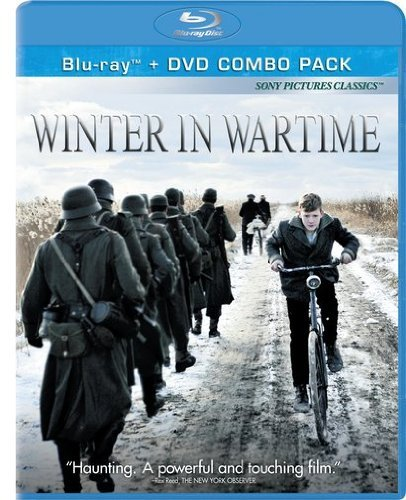 Winter In Wartime Wageningen Bower Blu Ray Aws R Incl. DVD