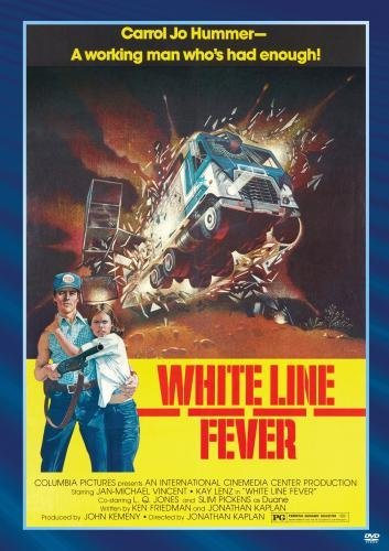 White Line Fever French Lenz Pickens DVD R Pg