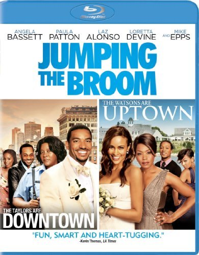 Jumping The Broom Bowen Patton Blu Ray Aws Pg13