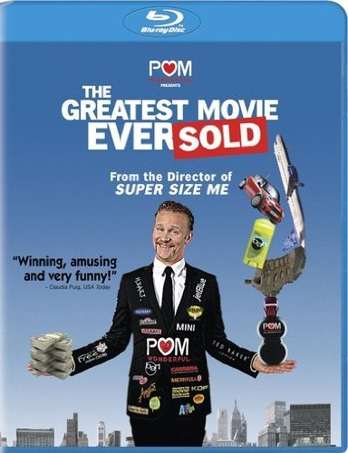 Greatest Movie Ever Sold Pom Wonderful Presents Aws Blu Ray Pg13