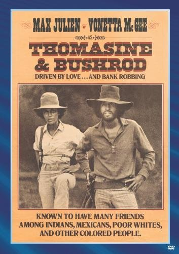 Thomasine & Bushrod Mcgee Julien Turman DVD Mod This Item Is Made On Demand Could Take 2 3 Weeks For Delivery