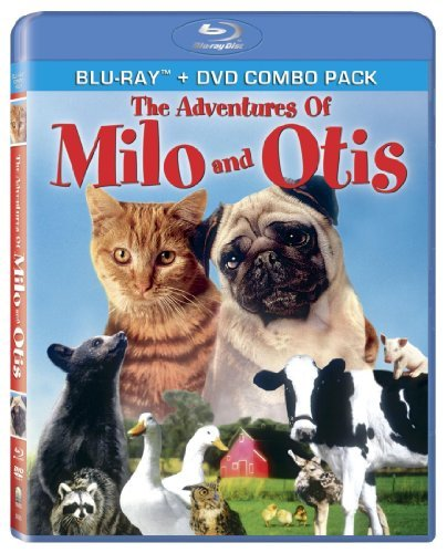Adventures Of Milo & Otis Adventures Of Milo & Otis Blu Ray Aws G Incl. DVD