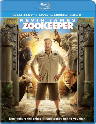 Zookeeper James Dawson Blu Ray Aws Pg Incl. DVD