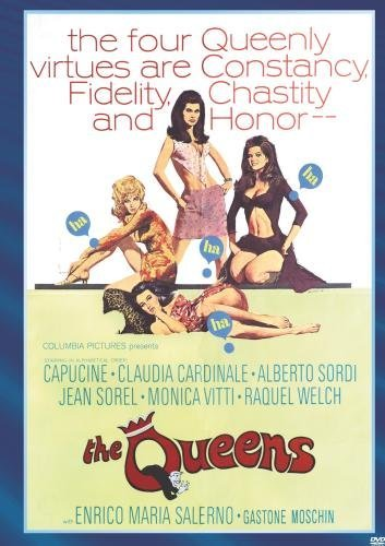 Queens Cardinale Moschin Salerno Ita Lng Eng Sub DVD R Nr