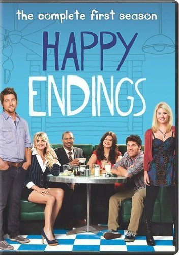 Happy Endings Season 1 DVD Nr