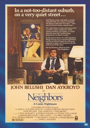 Neighbors (1981) Aykroyd Belushi DVD R Pg13