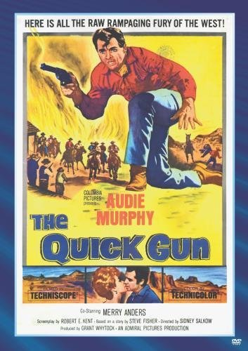 Quick Gun Best Anders Sande DVD Mod This Item Is Made On Demand Could Take 2 3 Weeks For Delivery