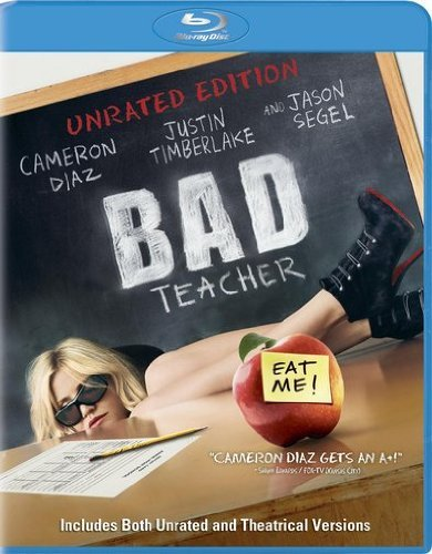 Bad Teacher Unrated Diaz Timberlake Segel Blu Ray Aws Ur
