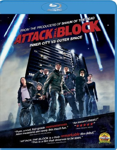 Attack The Block Attack The Block Blu Ray Aws R
