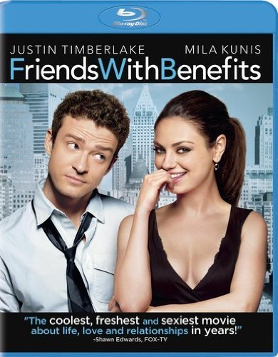 Friends With Benefits [blu Ray Timberlake Kunis Blu Ray Ws R