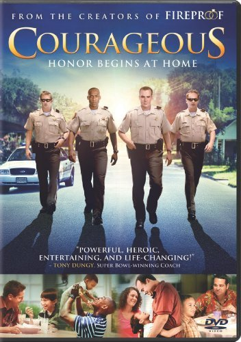 Courageous Courageous DVD Pg13