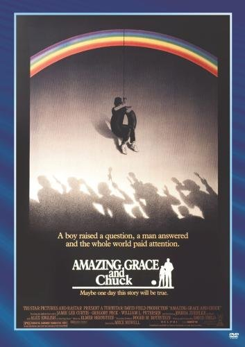 Amazing Grace & Chuck Curtis Lipscomb Peck DVD R Pg