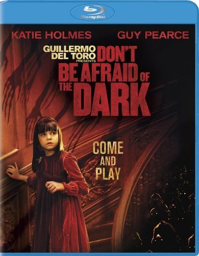 Don't Be Afraid Of The Dark (2 Gleeson Ritchard Mcdonald Blu Ray Aws R