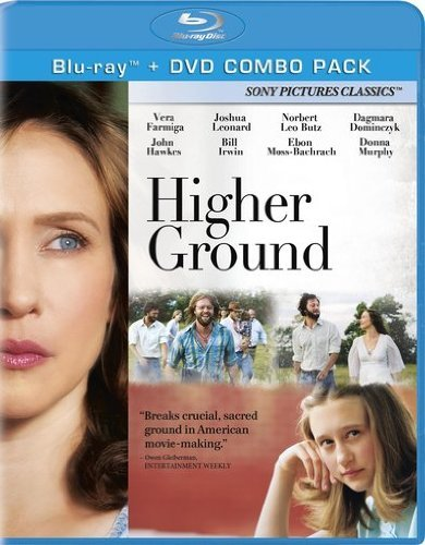 Higher Ground (2011) Farmiga Murphy Hawkes Blu Ray Aws R Incl. DVD