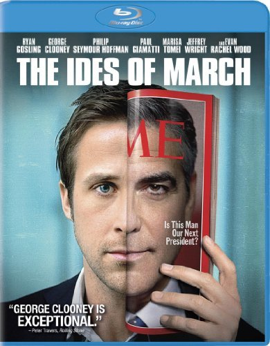 Ides Of March Clooney Gosling Hoffman Giamat Blu Ray Aws R