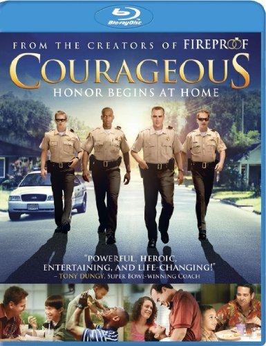 Courageous Courageous Blu Ray Aws Pg13