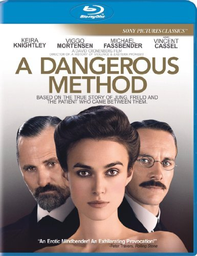 Dangerous Method Mortensen Fassbender Blu Ray Aws R