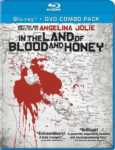 In The Land Of Blood & Honey Serbedzija Marjanovic Kostic Blu Ray Ws Bos Lng R Incl. DVD