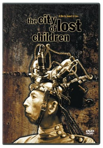 City Of Lost Children Perlman Emilfork Vittet DVD R