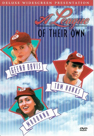 League Of Their Own Hanks Davis O'donnell DVD Pg Ws