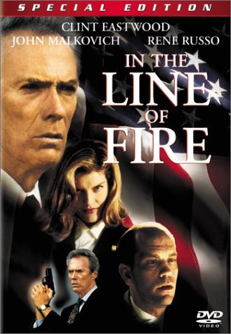 In The Line Of Fire Eastwood Malkovich Clr Cc 5.1 Ws Mult Dub Sub R Spec. Ed.