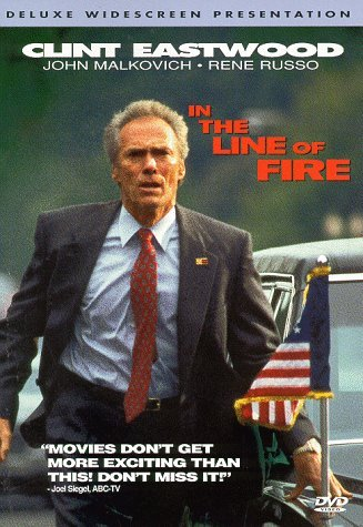 In The Line Of Fire Eastwood Malkovich Russo Clr Cc Dss Ws Keeper R