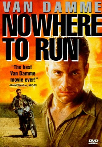 Nowhere To Run Van Damme Arquette Clr Cc Dss Keeper R