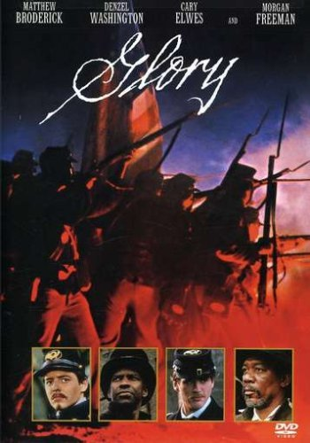 Glory Washington Broderick Freeman DVD R