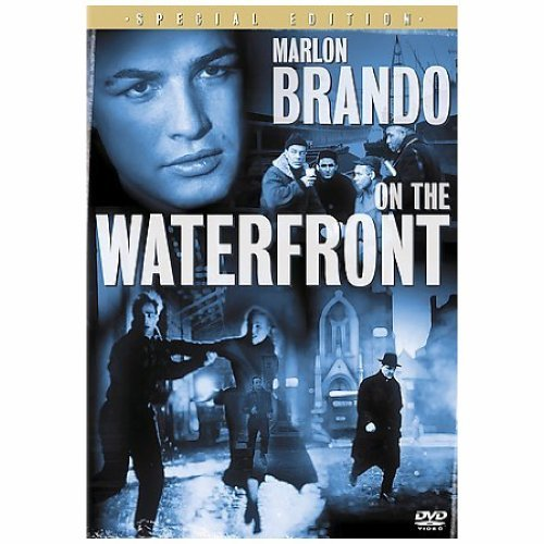 On The Waterfront Brando Malden Cobb Steiger DVD Nr