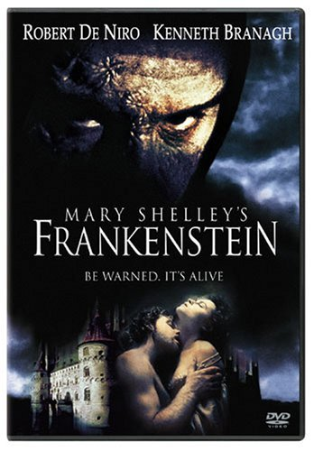 Mary Shelley's Frankenstein De Niro Branagh Clr Cc 5.1 Keeper R