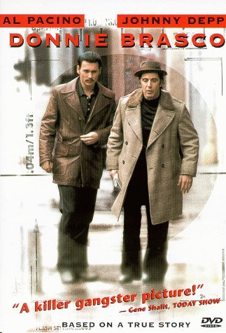Donnie Brasco Depp Pacino