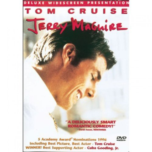 Jerry Maguire Cruise Gooding Jr. Zellweger L Clr Cc 5.1 Ws Keeper R