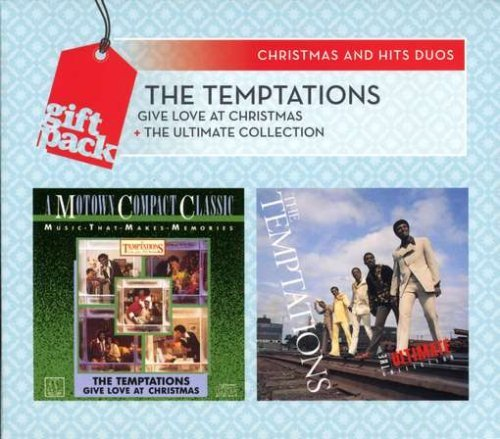 Temptations Christmas & Hits Duos 2 CD