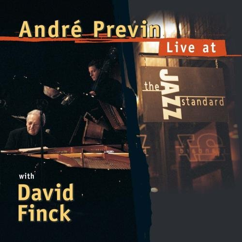 Andre Previn Live At The Jazz Standard