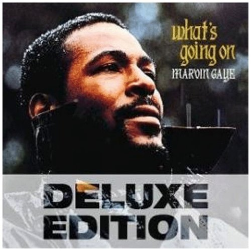 Marvin Gaye What's Going On Deluxe Ed. 2 CD