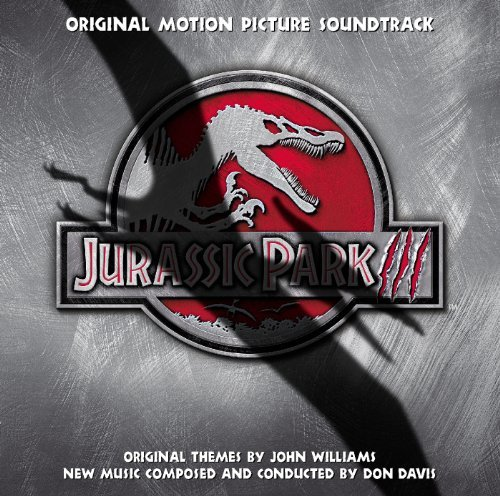 Jurassic Park Iii Soundtrack Score Music By Williams Davis Enhanced CD