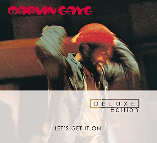 Marvin Gaye Let's Get It On Deluxe Ed. 2 CD