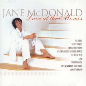 Jane Mcdonald Love At The Movies Import Hkg