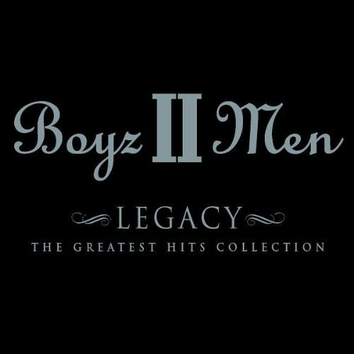 Boyz Ii Men Legacy Greatest Hits Collecti Enhanced CD Digipak