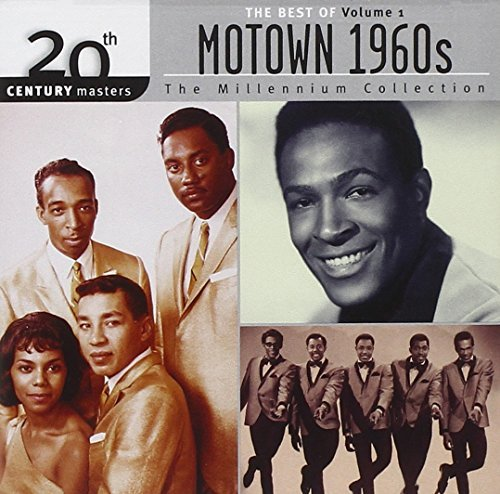 Millennium Collection Vol. 1 Best Of Motown 1960s Supremes Miracles Temptations Millennium Collection